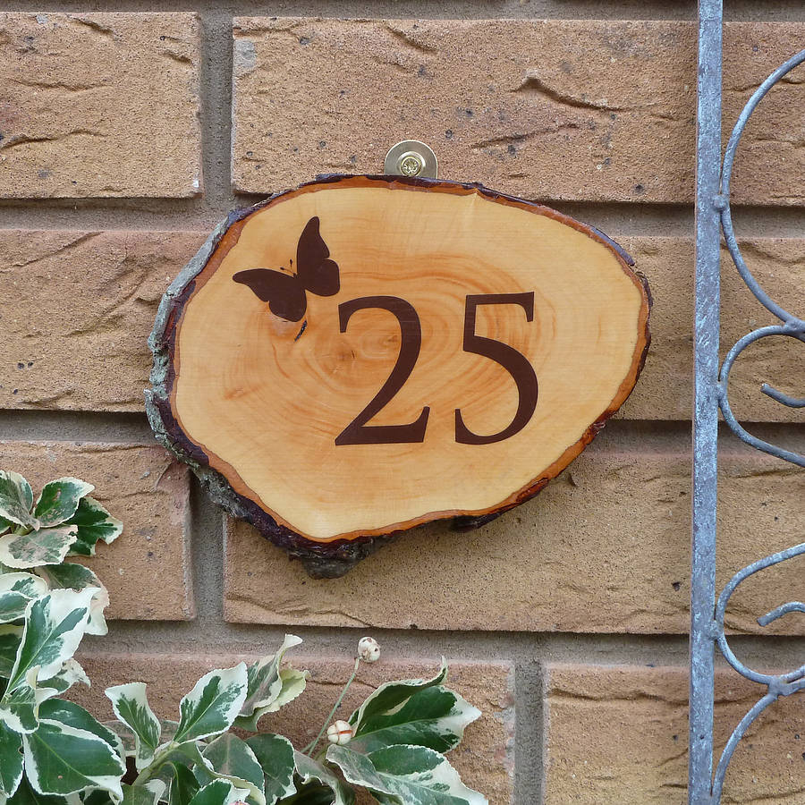 High Quality House Number Plates 21