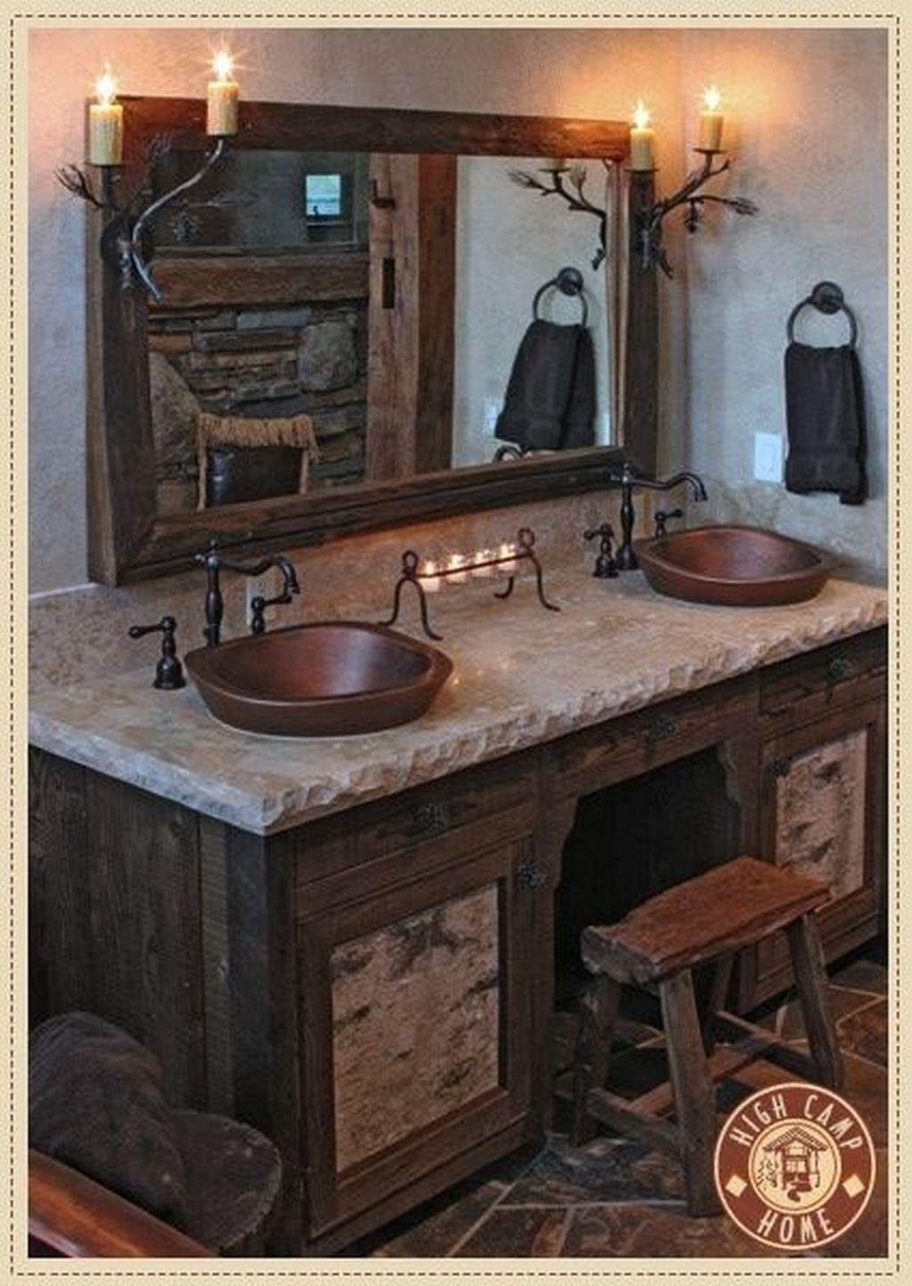 Industrial Bath Vanity
