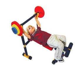 Kids gym equipment