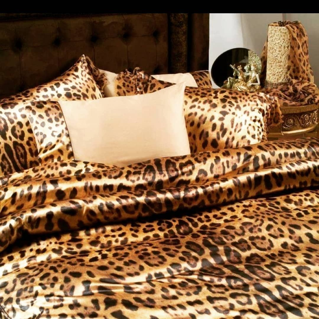 Elegant Leopard Bedding Sets