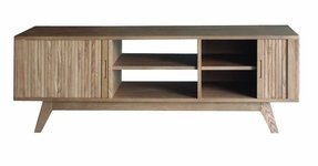 Light oak tv cabinet