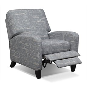 Low back loveseat