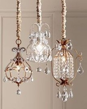 Mini chandelier lighting 3