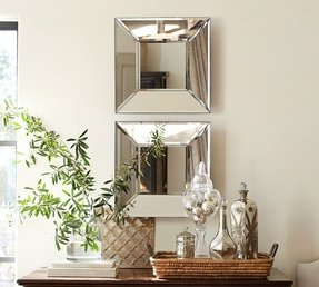 Mirror picture frames