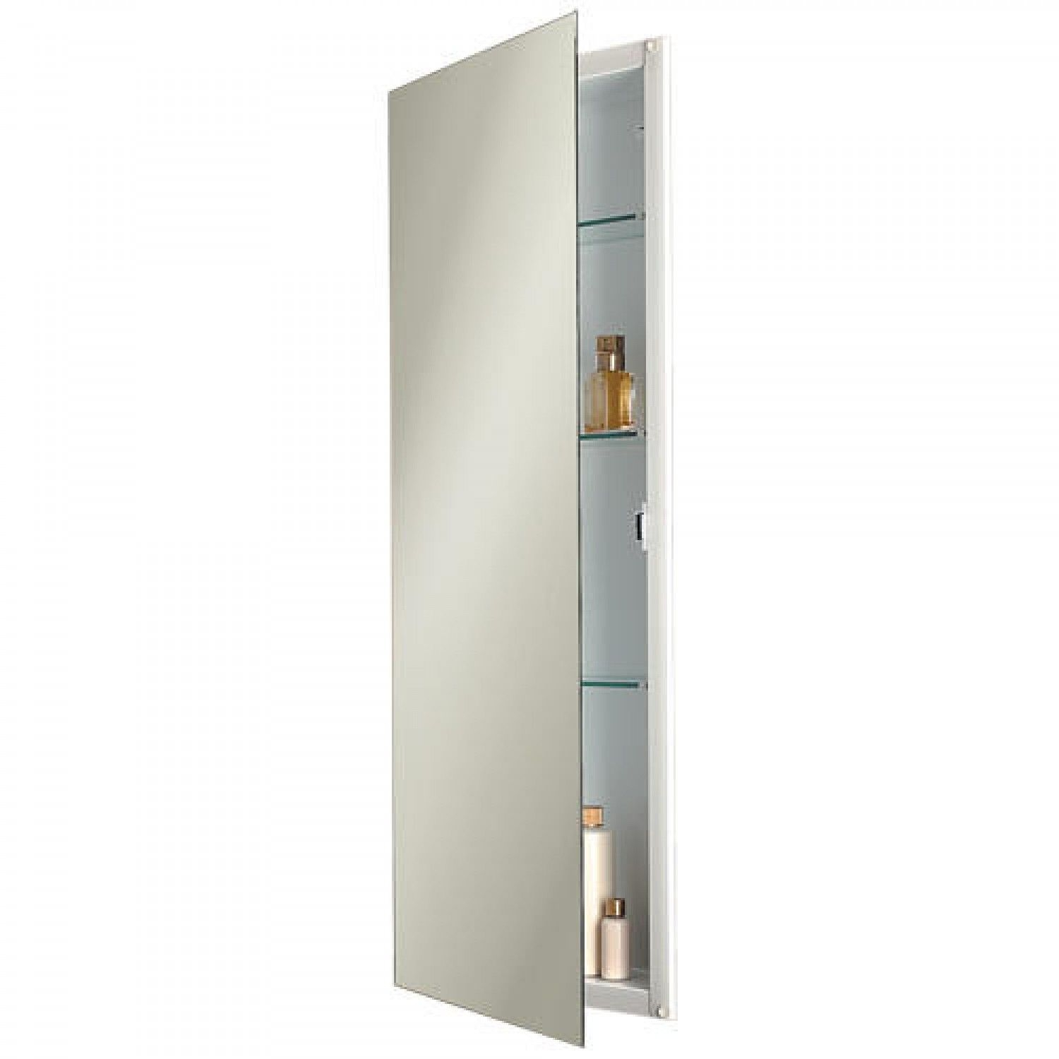 Narrow Recessed Medicine Cabinet