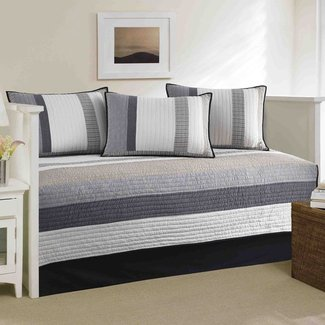 Nautica home tideway 5 piece daybed cover set