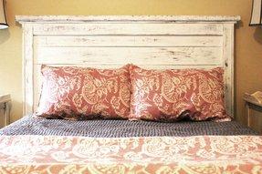 White Wood Headboard Ideas On Foter