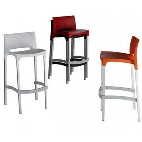Resin bar stools 1