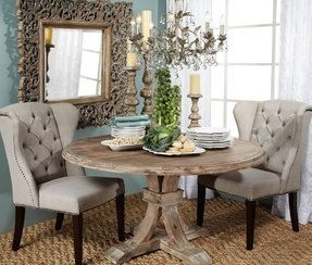 Round Game Table And Chairs Foter