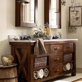 rustic bathroom vanity ideas rustic bath vanity foter 20276