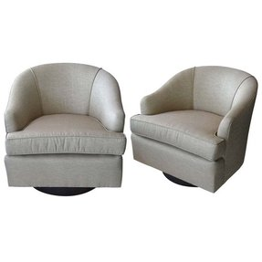 Small Swivel Recliner - Foter