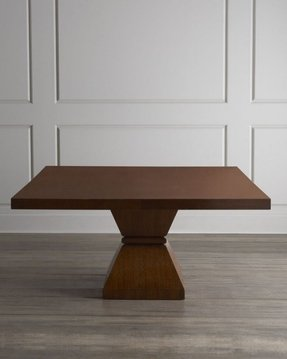Square Pedestal Dining Table - Ideas on Foter