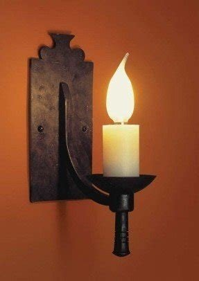 Wall Sconces Candles Wrought Iron For 2020 Ideas On Foter