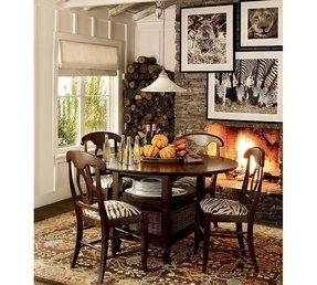 Animal Print Dining Ro Chairs - Foter