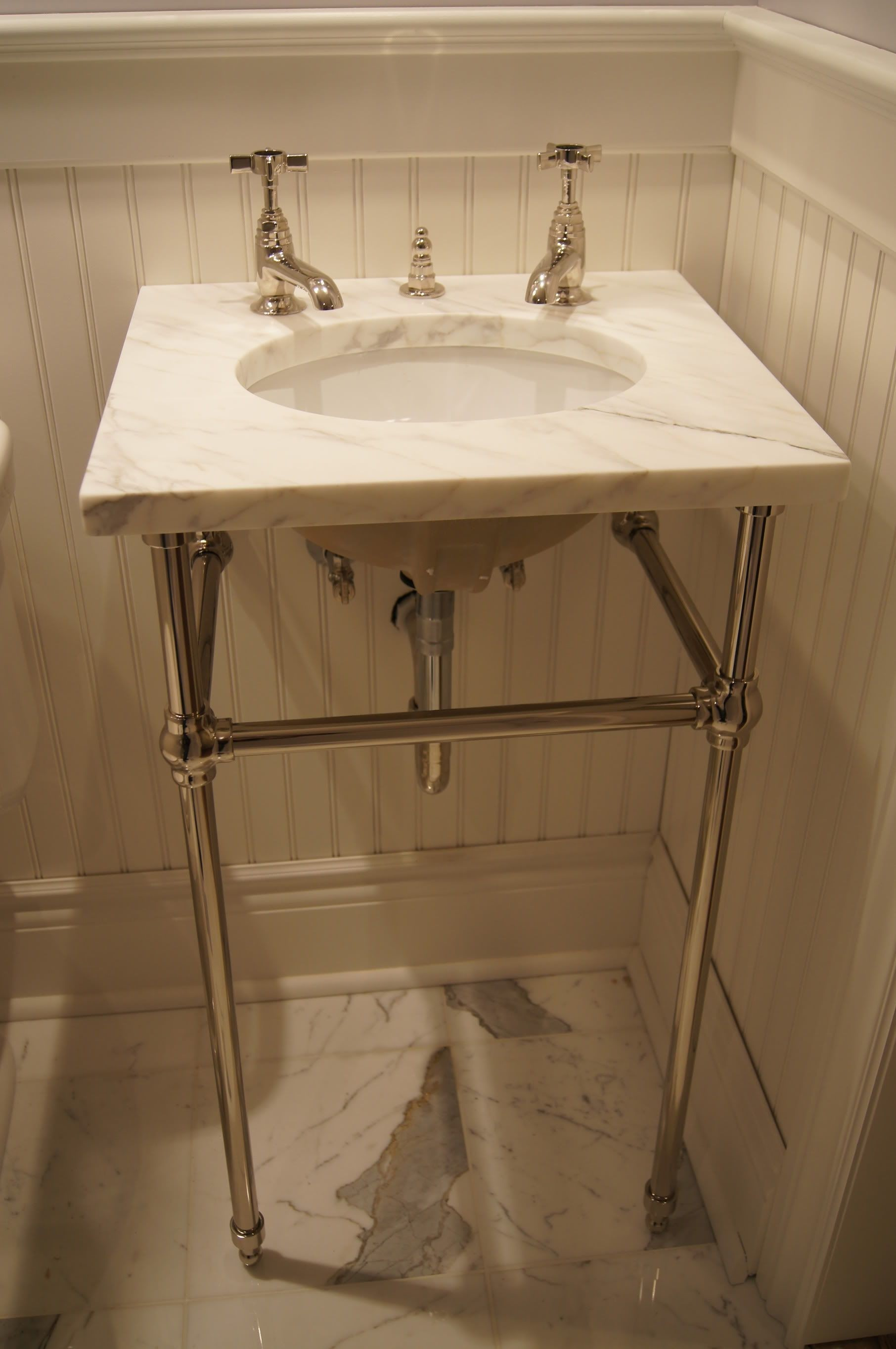 Apothecary Sink Console