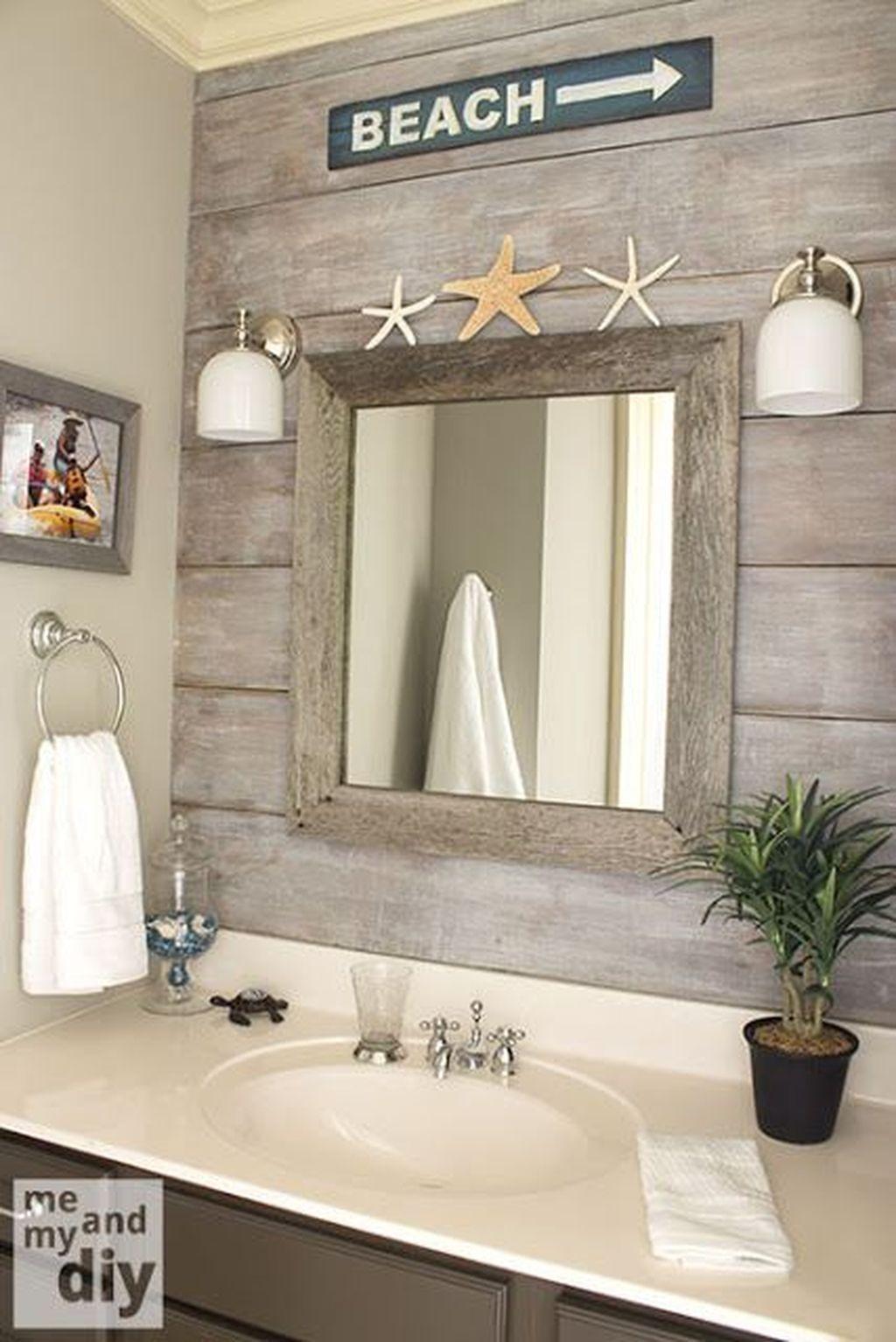 Beach Bathroom Vanity