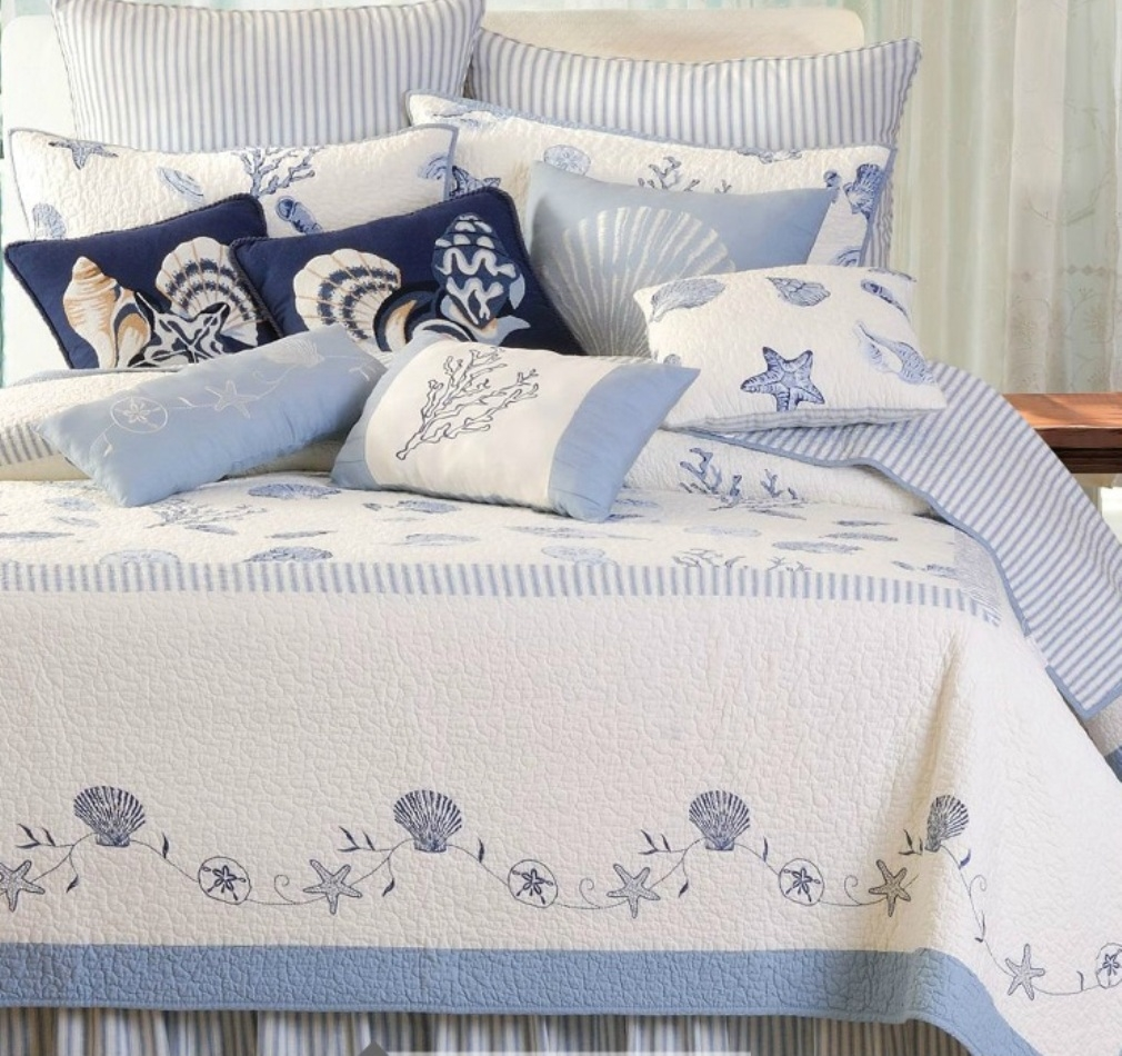 Coastal Themed Quilts Ideas On Foter