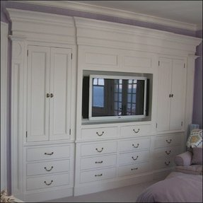 Bedroom Tv Armoire - Foter