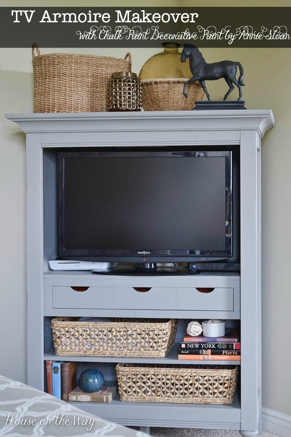 Charmant Bedroom Tv Armoire 9