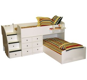 Berg furniture bunk beds with stairs