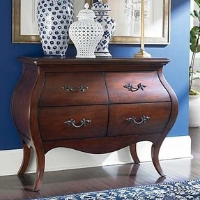 Blue bombay chest 3