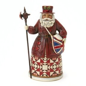 Collectible santa claus
