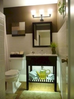 bathrooms porcelain with sink sinks shop for signature stand brass lp olney hardware small white console bathroom