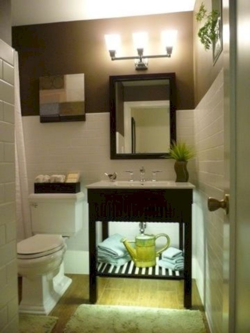 Console Sink For Small Bathroom