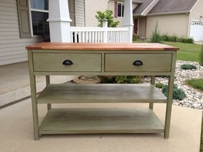 Console table 293