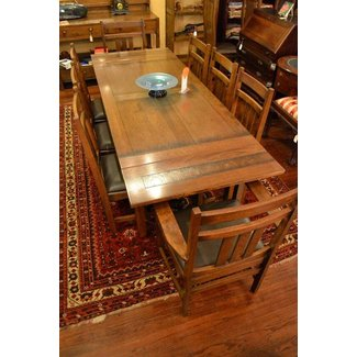 Craftsman Style Dining Table Ideas On