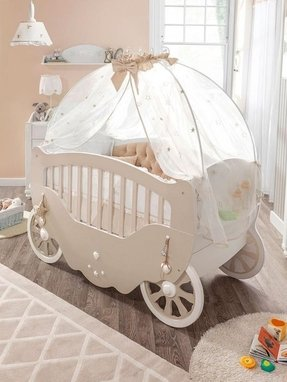 Cute baby crib bedding