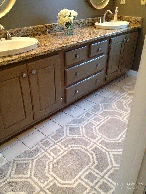 designer bath rugs and mats ideas on foter rh foter com Designer Bathroom Rugs Pottery Barn Luxury Spa Rugs