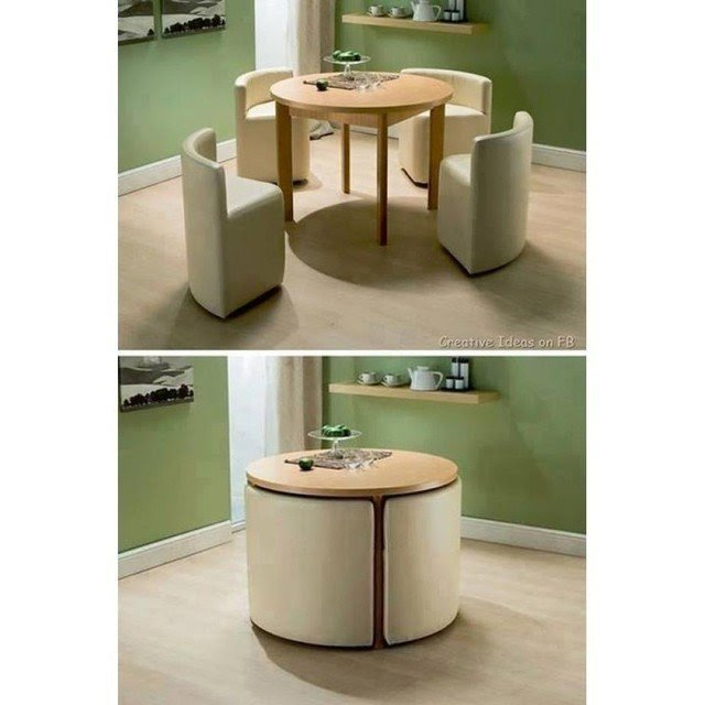 Dinette Tables For Small Spaces Foter