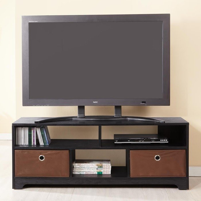 Enitial lab tv stand media cabinet