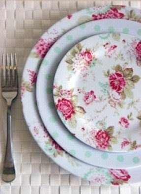 Floral dinnerware sets & Floral Dinnerware Sets - Foter