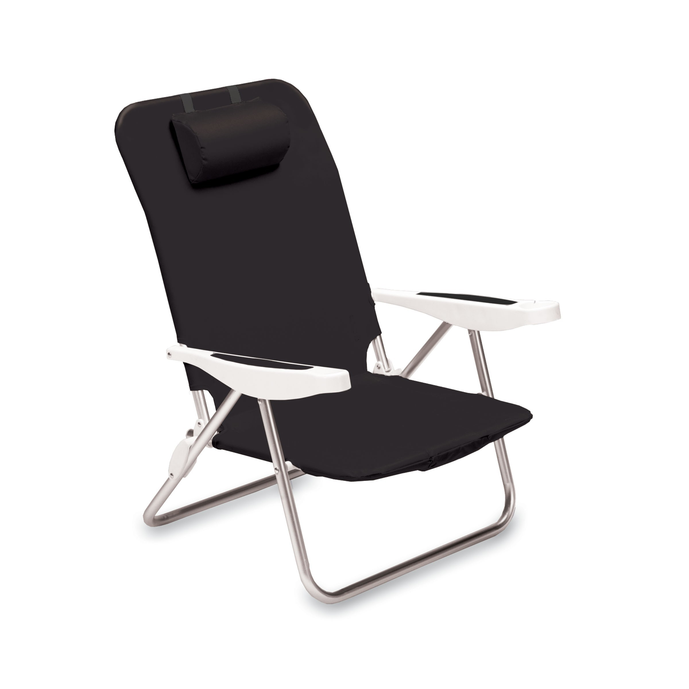 Folding Lounge Beach Chair