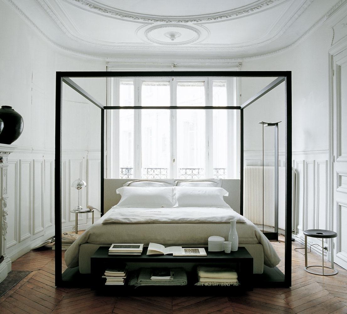 Four post canopy bed frame & Canopy Platform Bed - Foter