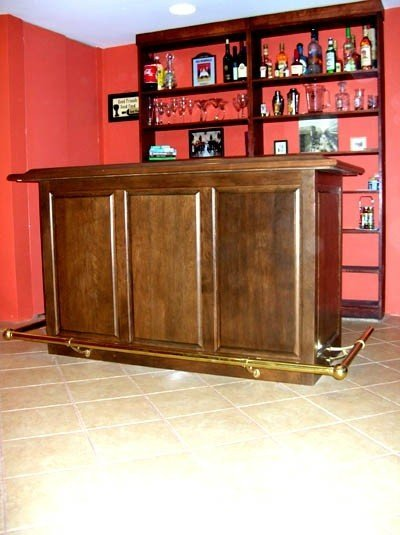 Free Standing Home Bar 3