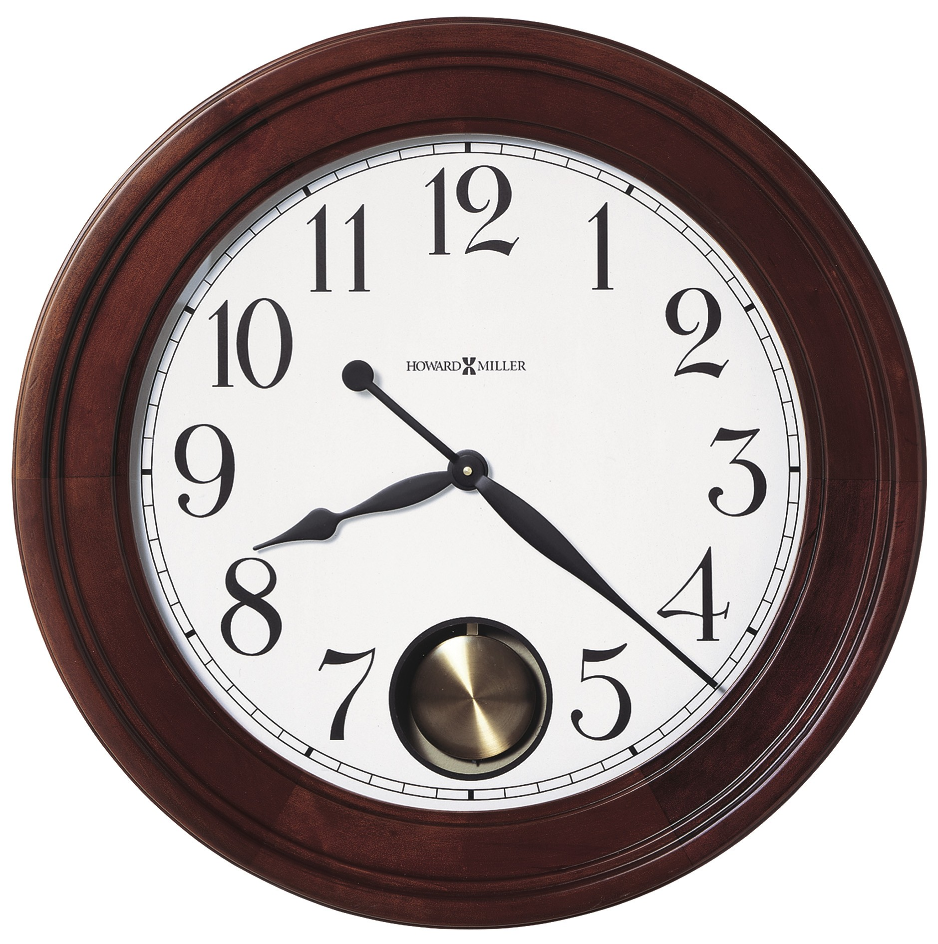 "Griffith Oversized 25"" Wall Clock"