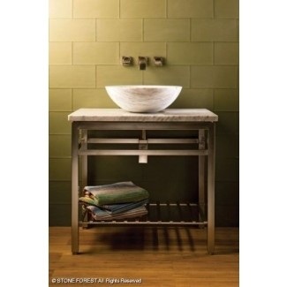 Genial Having An Open Base Is Perfect For Vessel Sinks Enhances