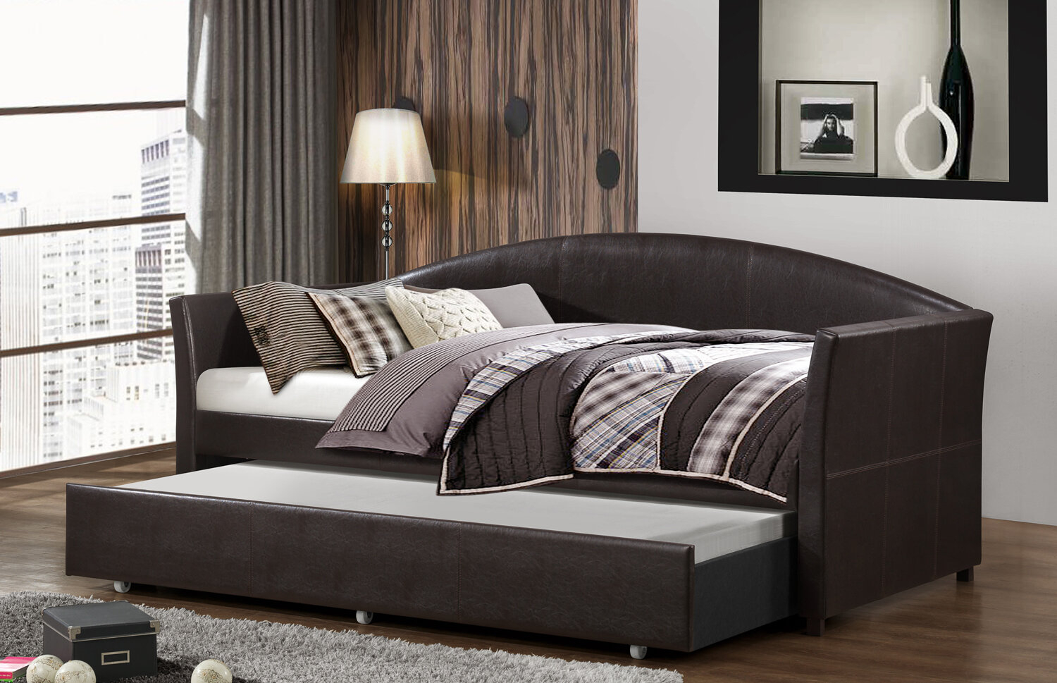 Full Size Daybed With Trundle Foter