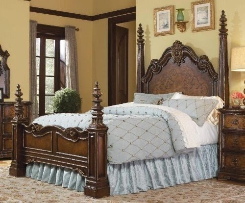Exceptionnel Hooker Furniture Beladora King Poster Bed SALE Ends Feb 13