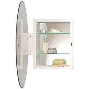 Kohler Oval Mirror Medicine Cabinet