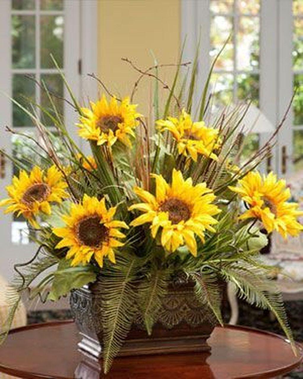 silk sunflower arrangements ideas on foter rh foter com silk sunflower arrangements silk sunflower arrangements