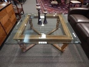 Large Square Gl Coffee Table For 2020 Ideas On Foter