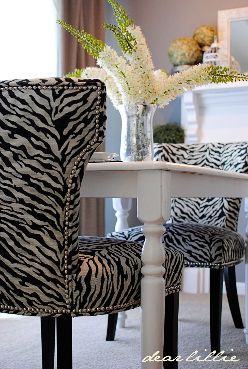 Superb Leopard Chairs