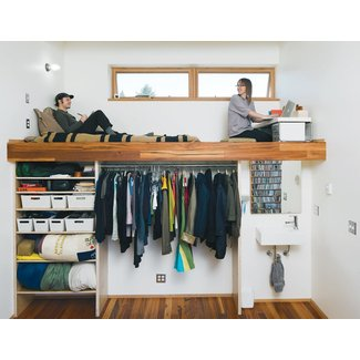 various colors 8e8a7 f408e Best Loft Beds With Storage Underneath for 2020 - Ideas on Foter