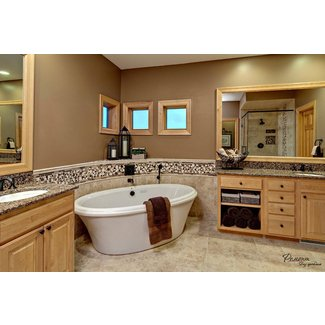 Master bath contemporary bathroom minneapolis