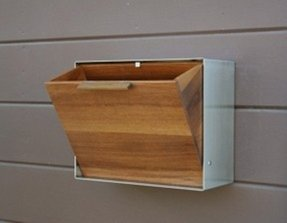Modern Wall Mount Mailboxes Ideas On Foter