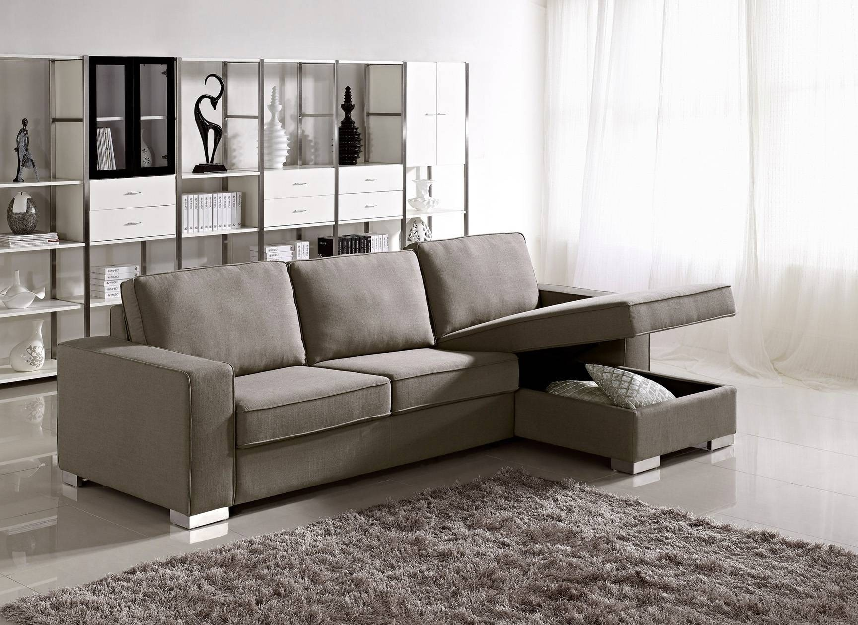 Modern Pull Out Sofa Bed